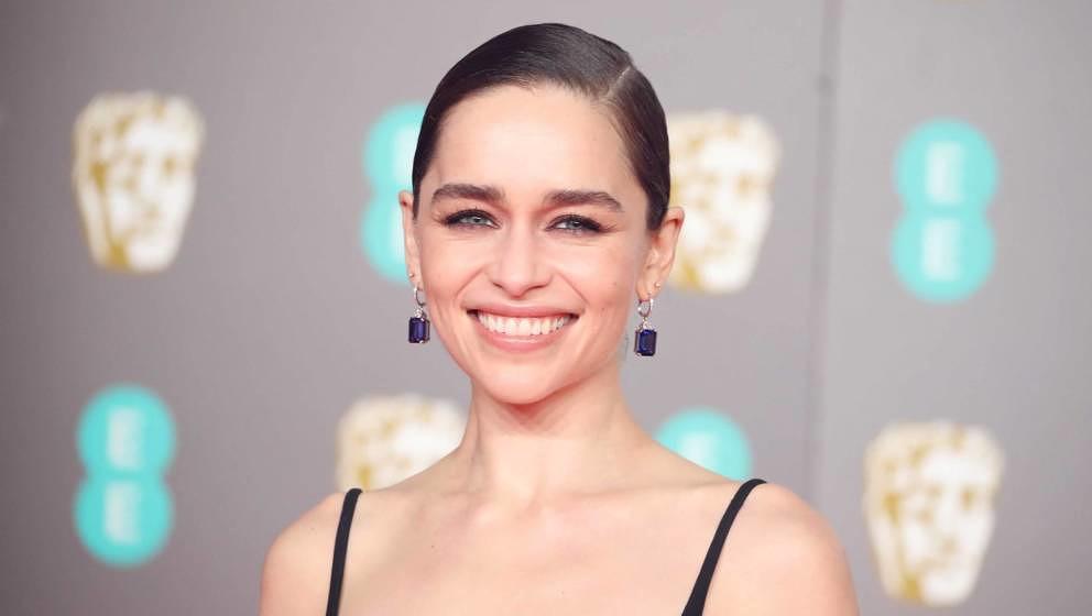 Emilia Clarke bei den EE British Academy Film Awards in der Royal Albert Hall im Februar 2020 in London.