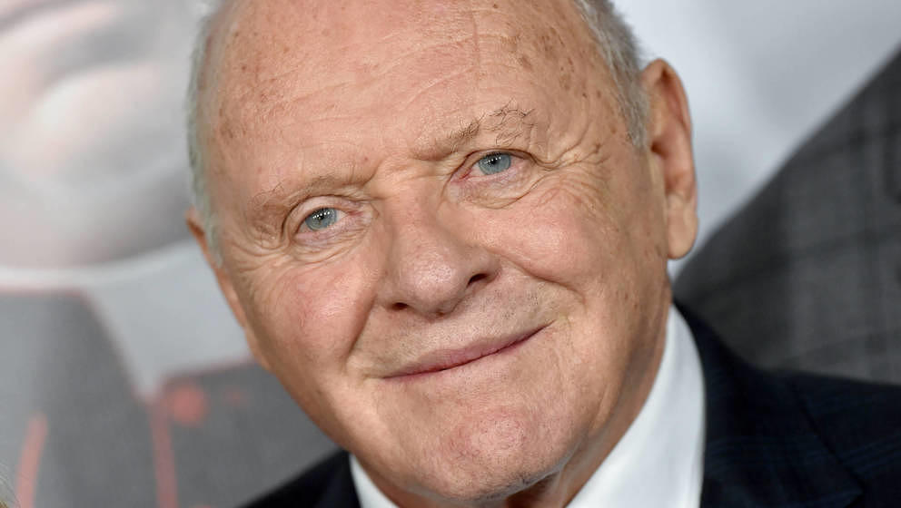 Anthony Hopkins 2019 in Hollywood.