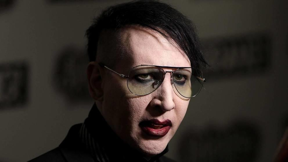 Marilyn Manson bestreitet die sich häufenden Missbrauchsvorwürfe gegen ihn.