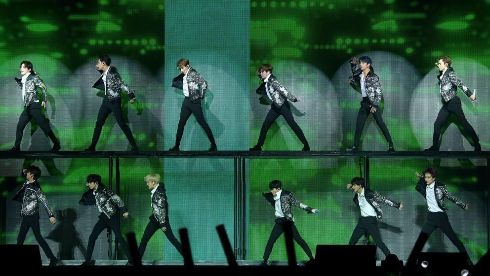 K-Pop, Seventeen