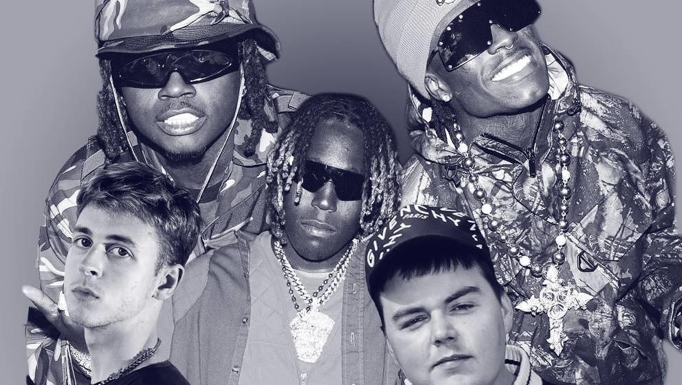 Internet Money, Don Toliver, Gunna und Lil Uzi Vert veröffentlichen ihre neue Single 'His & Hers'