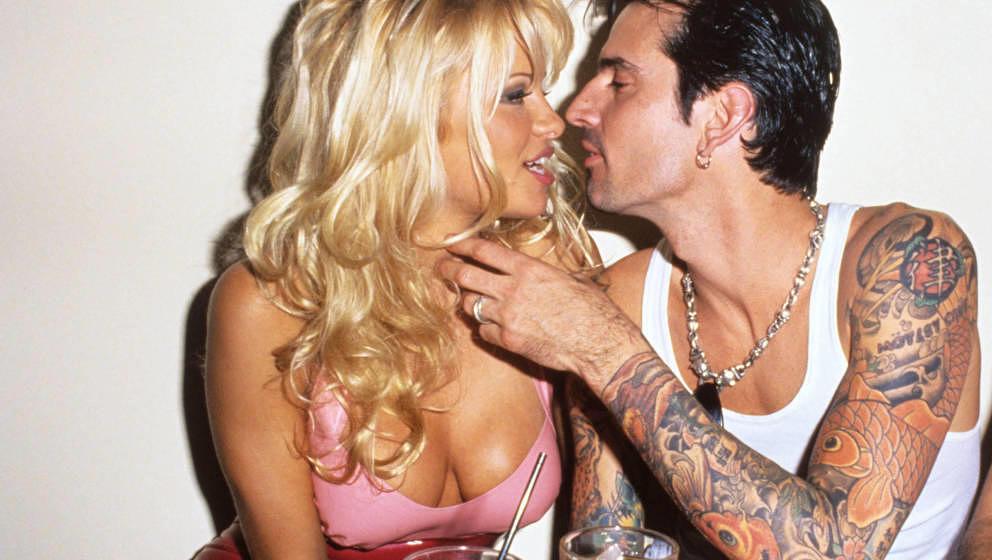 Pamela Anderson und Tommy Lee.