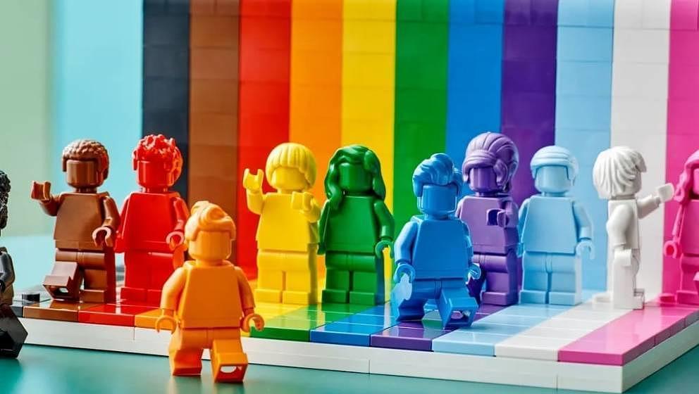 LEGO, Screenshot Twitter