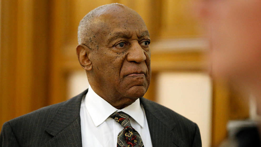 NORRISTOWN, PA - MAY 24:  Bill Cosby departs the Montgomery County Courthouse after a preliminary hearing, May 24, 2016, in N