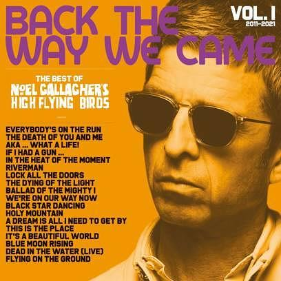 Album-Cover BACK THE WAY WE CAME VOL1