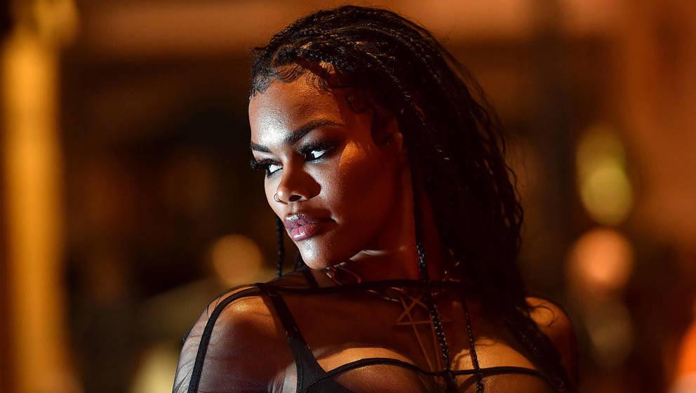 """Ja, das hier ist sie wirklich: Teyana Taylor, Musikerin, Schauspielerin und neuerdings """"Sexiest Woman Alive"""""""