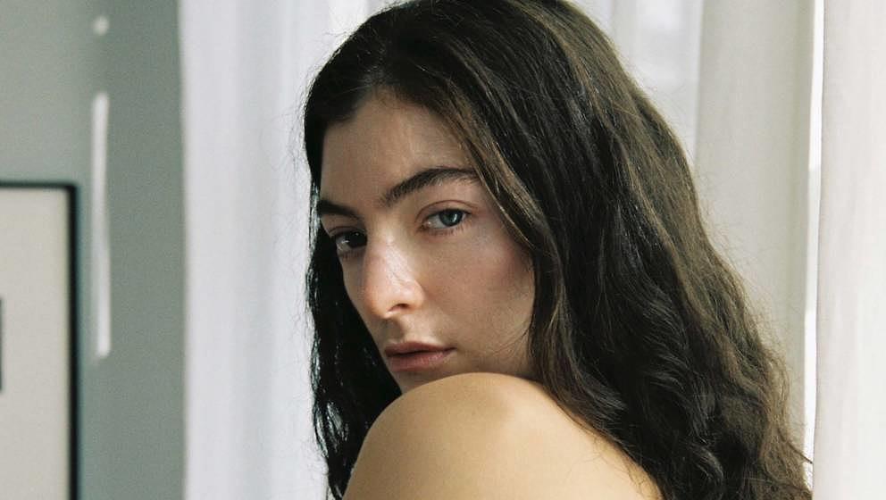 """Lorde zeigt sich blond in ihrem neuen Song """"Mood Ring"""""""