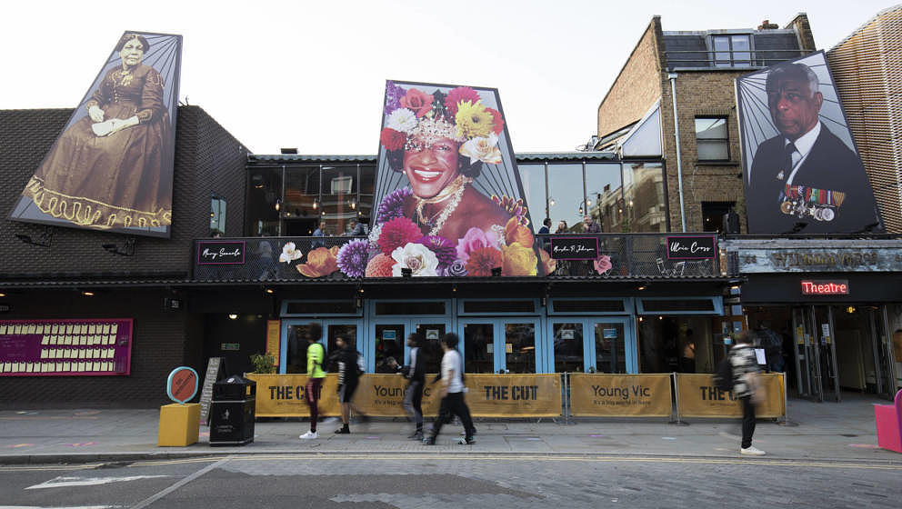 """Die Kunstinstallation """"The Unforgotten"""" in London enthüllt drei unbeachtete Wegbereiter der Black Community: Mary Seacol"""