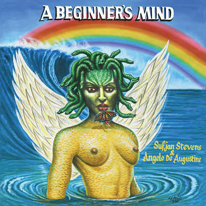 """Cover """"A Beginner's Mind"""""""