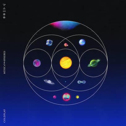 "Artwork zu ""Music Of The Spheres"""