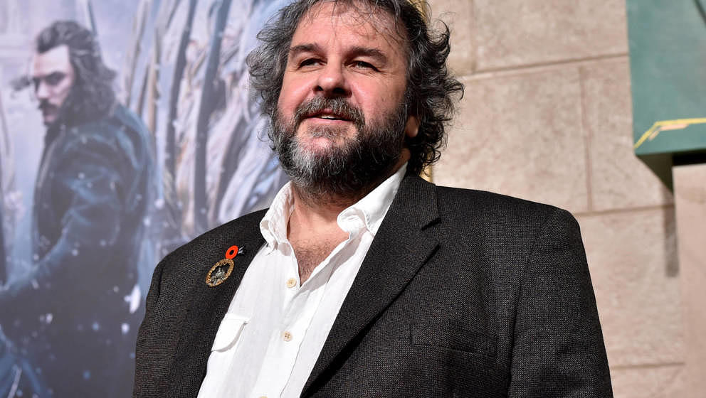 Peter Jackson, 2014 in Hollywood.