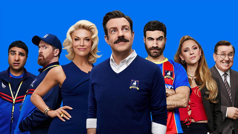 Der Cast von 'Ted Lasso'