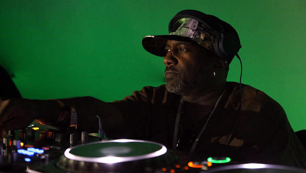 SAN FRANCISCO, CA - AUGUST 08:  DJ Paul Johnson performs at The House By Heineken during day 1 of the 2014 Outside Lands Musi
