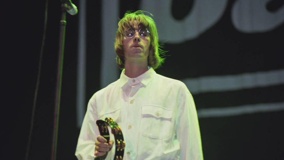 Liam Gallagher 1996