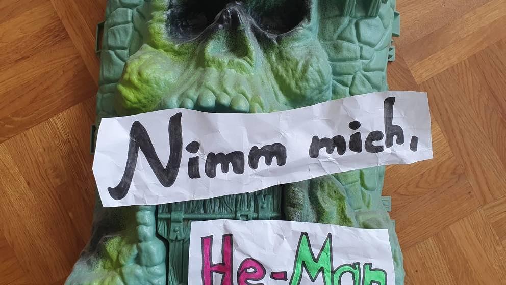 Mag nicht nur He-Man, sondern neuerdings auch selbst gemachte Beitragsfotos für seine Popkolumne: Linus Volkmann (hier nicht