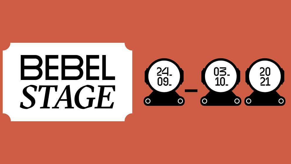 """Das """"Bebel Stage""""-Kulturfestival findet vom 24. September bis zum 3. Oktober 2021 statt."""