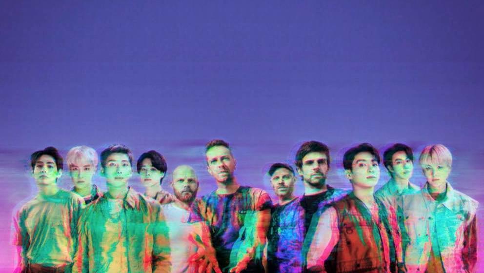 BTS und Coldplay