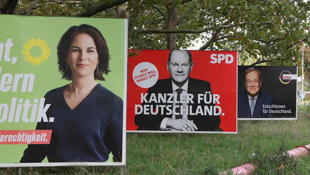 Am 26.09.2021 ist Bundestagswahl