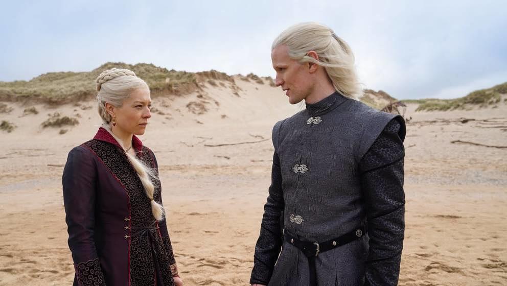 """Das Prequel """"House of the Dragon"""" wird voraussichtlich 2022 zu sehen sein."""
