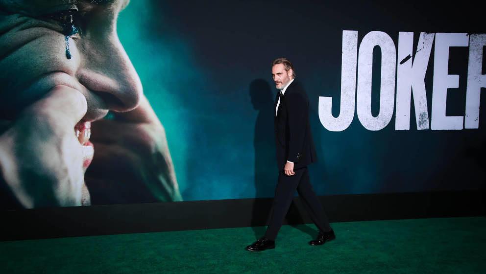 "Kommt die ""Joker""-Fortsetzung? (Photo by Rich Fury/Getty Images)"