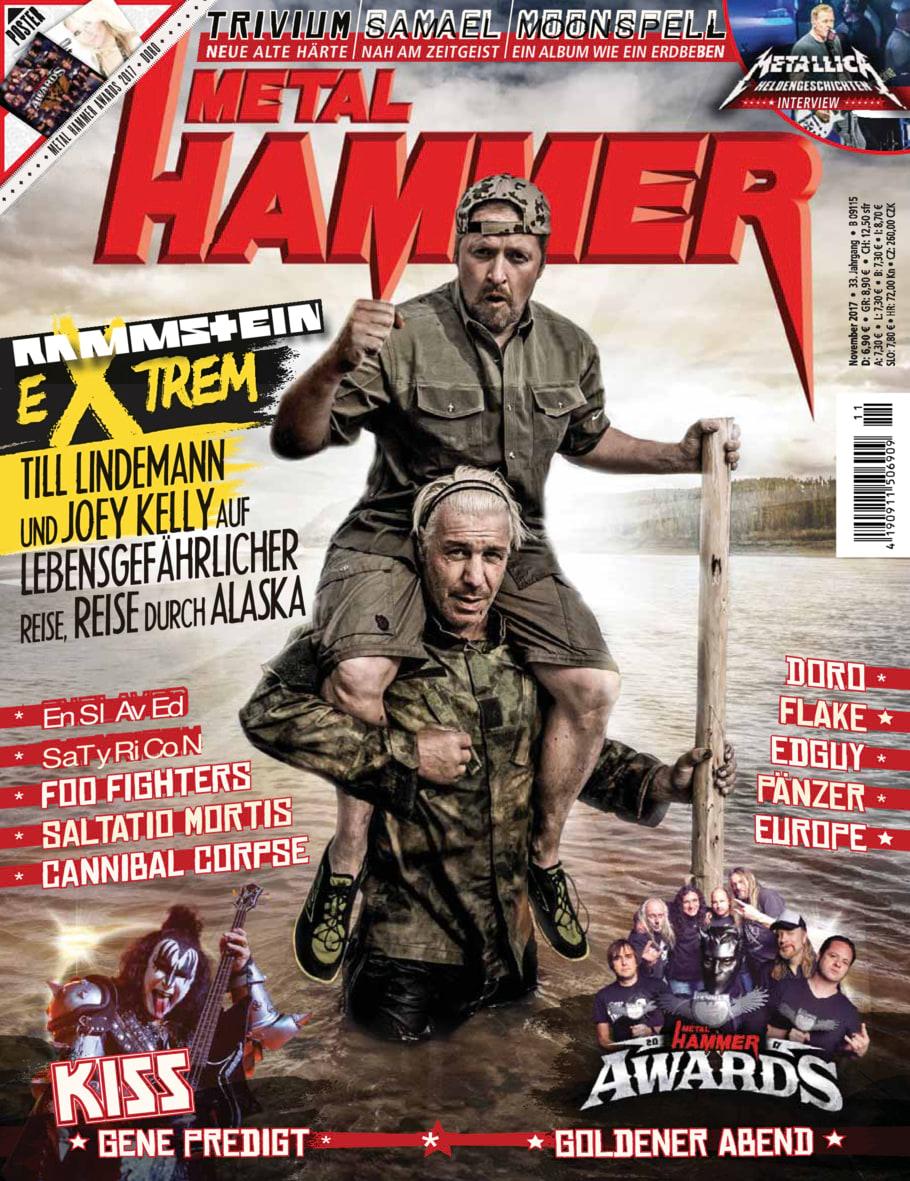 Metal Hammer 11 2017